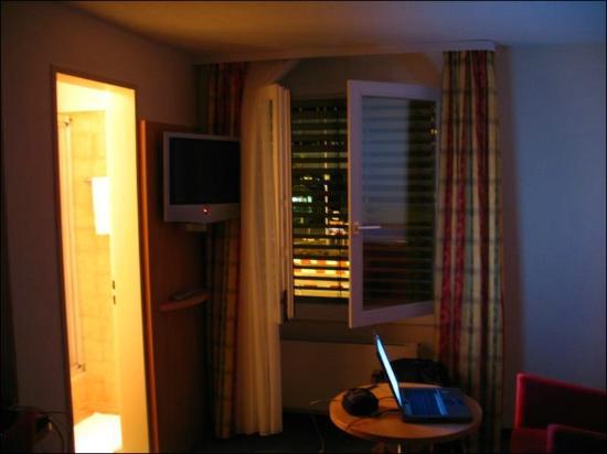 Hotel Restaurant Buchserhof: Room view 1
