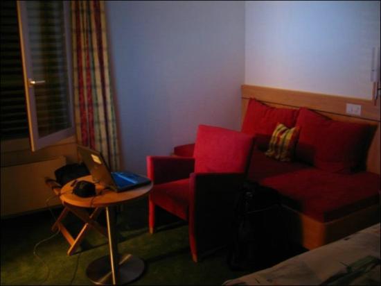 Hotel Restaurant Buchserhof: Room view 2