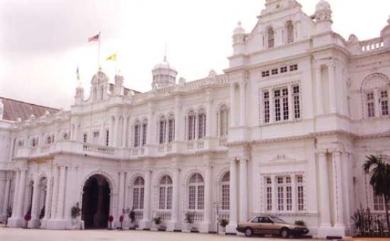 City Hall (Dewan Bandaran), Penang