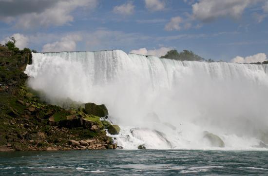 Air Terjun Niagara, Kanada: Niagra Falls.
