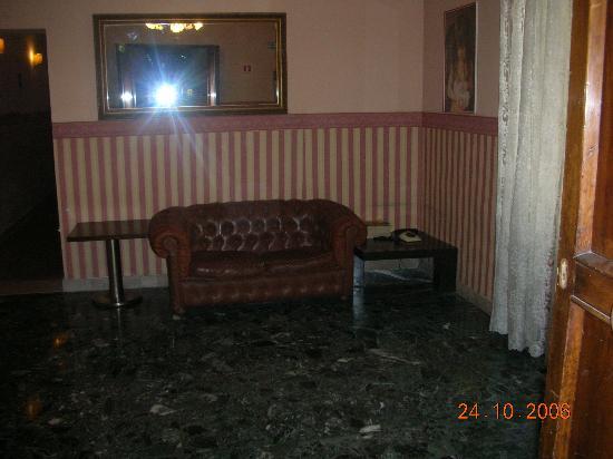 Repubblica Hotel: Floor lobby
