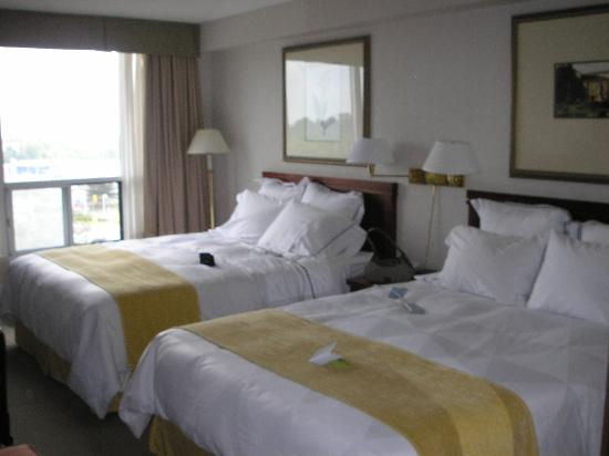 Radisson Hotel Kitchener: Luxurious rooms