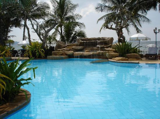Klong Prao Resort Koh Chang : Pool area