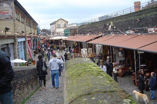 The stables camden town market picture of camden market for The camden