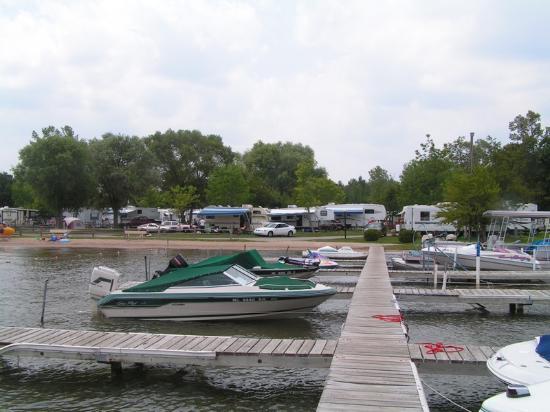 Lake Leelanau R.V. Park: Lake Leelanau RV Park