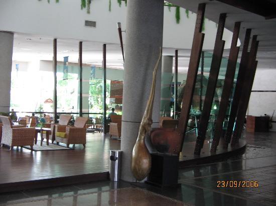 Hotel Helang Langkawi: lobby