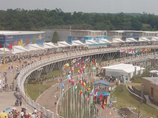 Nagoya, Japan: View of EXPO 2005