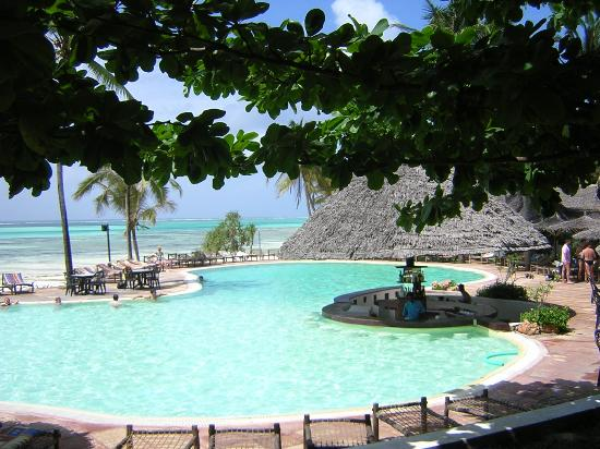Karafuu Beach Resort And Spa The Pool