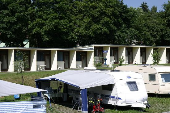Camping Vienna West: Bungalows