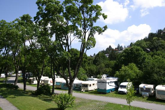 Camping Vienna West: campsite