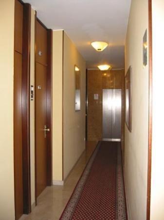 Canova Hotel: Corridor (3rd floor)