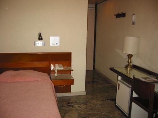 Canova Hotel: Room view 1