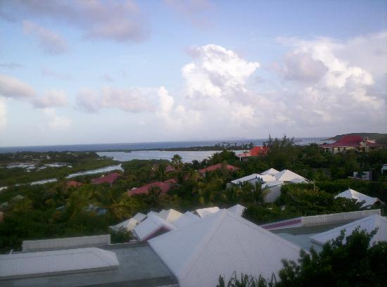 View from Green Cay Villas