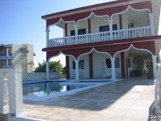 Celestun, Mexico: Pool