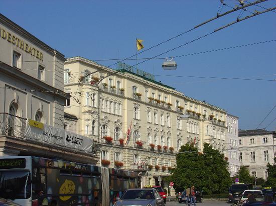 Bristol Hotel Salzburg: The Bristol Hotel