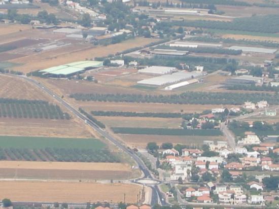 Haifa, Israël : View from the sky