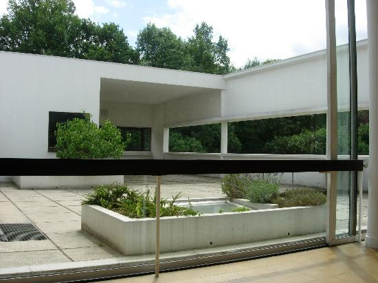 The roof terrace - Picture of Villa Savoye, Poissy - TripAdvisor