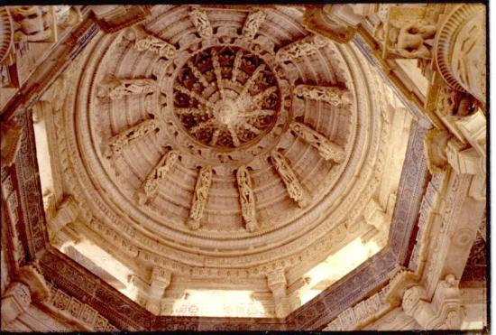 Girnar Temples Aufnahme