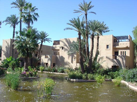 Club Med Marrakech le Riad : très bel ensemble