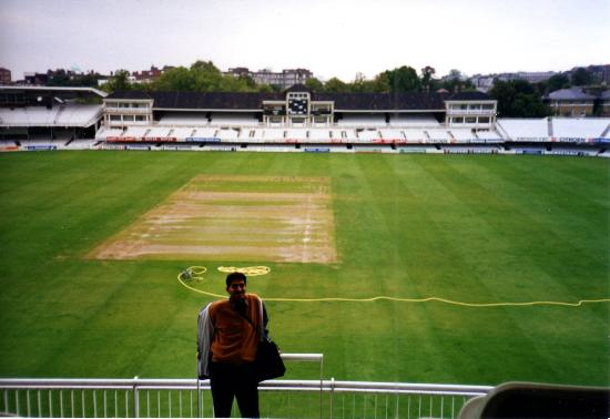 Lord's Cricket Ground Photo