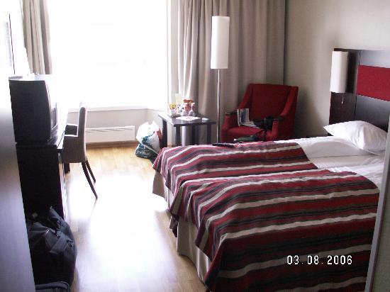 Scandic Kristiansund : Our room