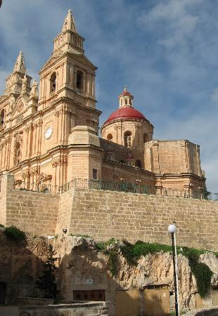 Mellieha church