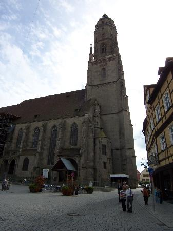 Nordlingen, Germany: St. Georg Dom