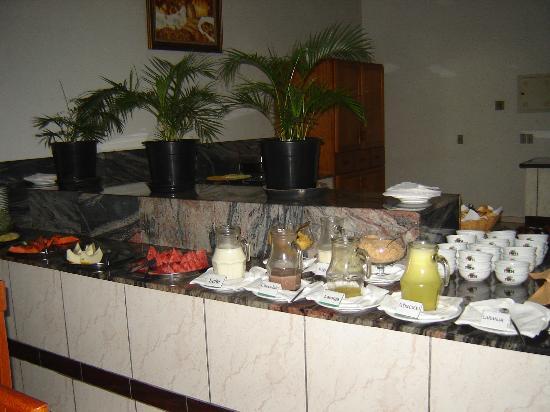 Suica Hotel & Resort by HTL: Desayuno