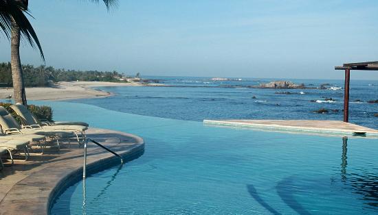 Four Seasons Resort Punta Mita : Infinity Pool