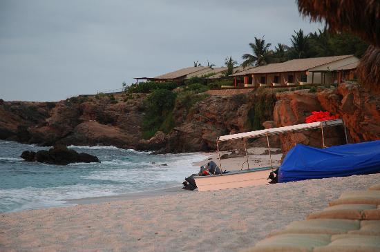 Four Seasons Resort Punta Mita : Beach