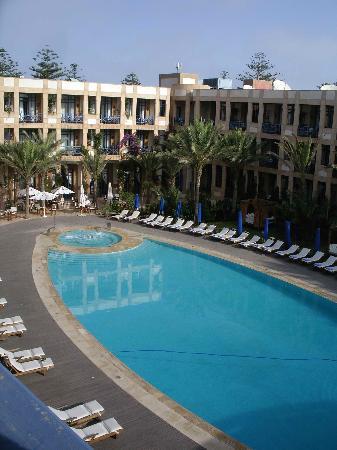 Le Medina Essaouira Hotel Thalassa Sea & Spa - MGallery Collection: Pool