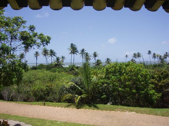 Tivoli Ecoresort Praia do Forte: Amazing view from the balcony