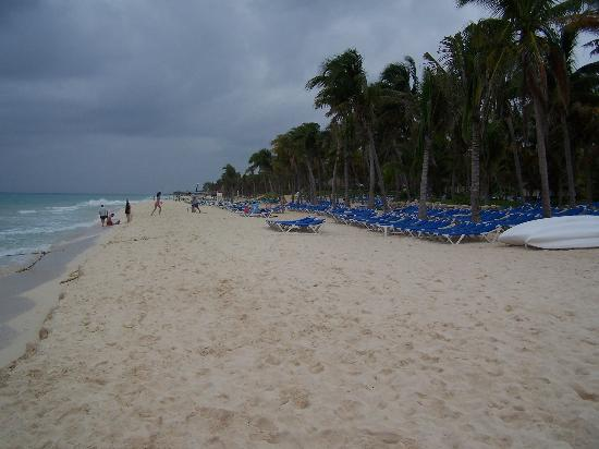 Beach - Hotel Riu Palace Mexico Photo