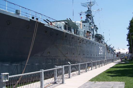 ‪HMCS Haida National Historic Site‬