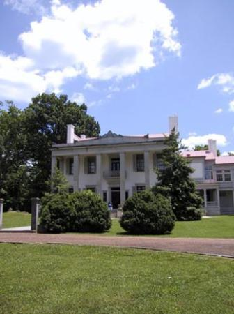 Нэшвилл, Теннесси: Belle Meade Mansion