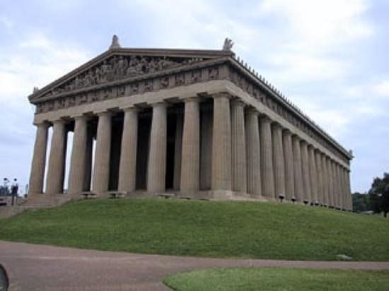 Nashville, TN: Parthenon