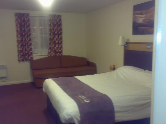 Premier Inn Stockton-On-Tees/Middlesbrough Hotel: Room