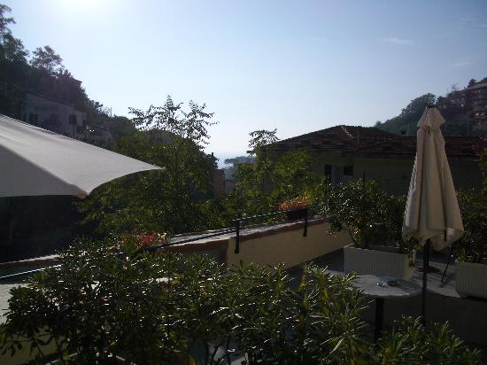 Locanda del Sole balcony