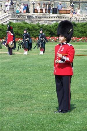 Ottawa, Kanada: Changing of the Guard