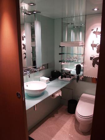 جراند حياة سيول: Business level bathroom