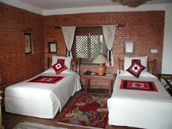 Dwarika's Hotel: hotel room