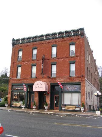 Bishop Victorian Hotel: Bishop Hotel
