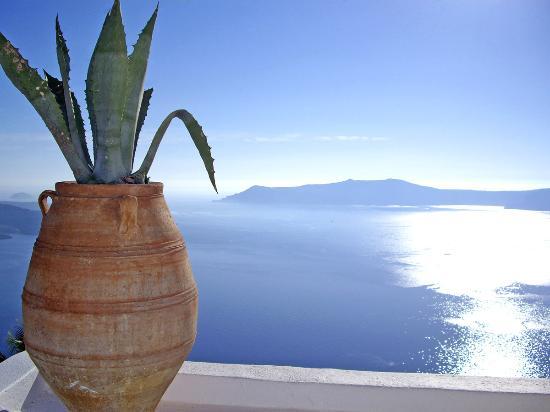 Santorini - Fira - Volcano View