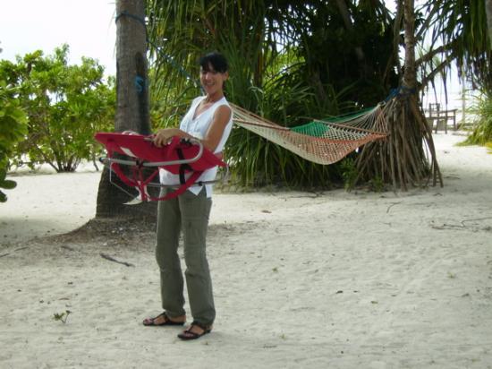 Santa Maria Coral Park: Manager, Anna