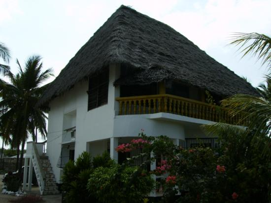 Matemwe Baharini Villas: Our duplex on the beach