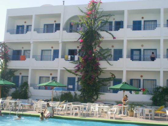 Hotel Les Citronniers: Les citronniers hotel 2nd building