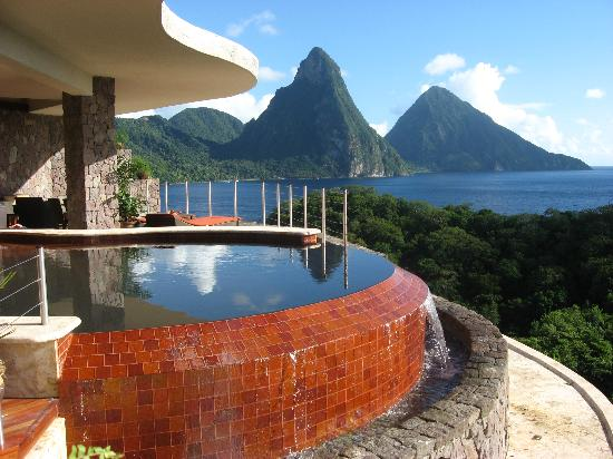 Sun Suite Jc1 Picture Of Jade Mountain Resort Soufriere