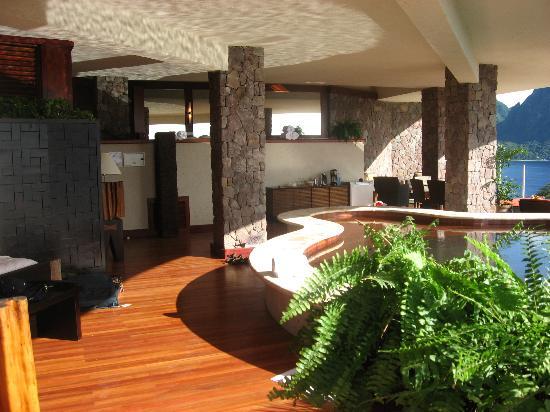 Jade Mountain Resort: Sun Suite JC1