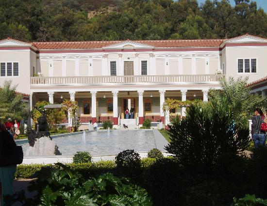 The Getty Villa : Getty Villa