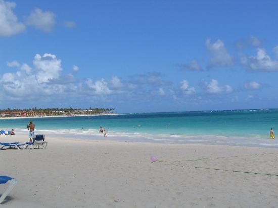 Bavaro Princess All Suites Resort, Spa & Casino: plage